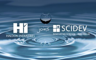 Haldon to join SciDev to accelerate growth in the Australian and US water markets